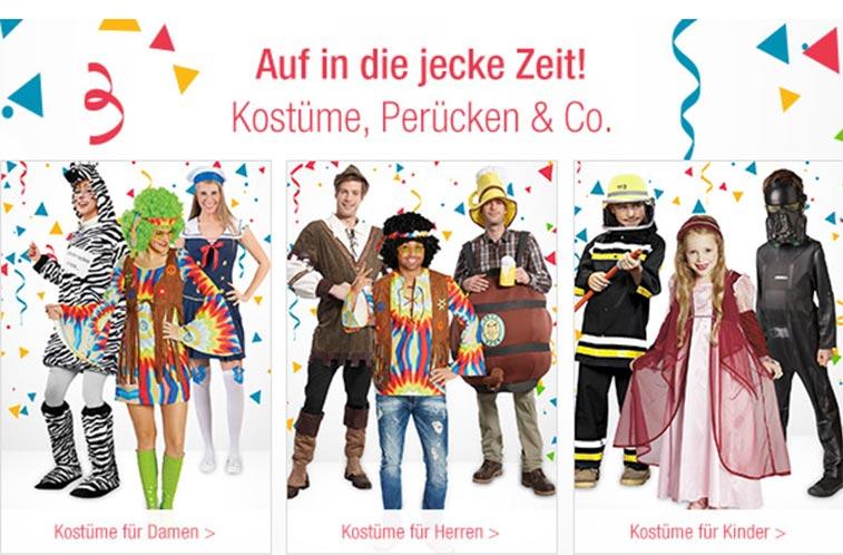Kostüme für Kids bei galeria-kaufhof.de