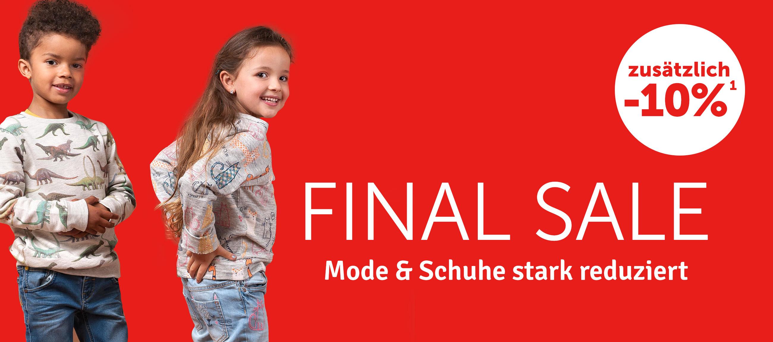 Final Sale bei mytoys.de - 10% on top