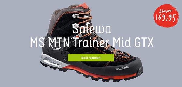 Salewa Bergschuh fr Herren stark reduziert